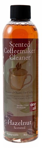 Bistro Universal Coffeemaker Cleaner, Hazelnut Scented (Medelco Percolator Filter compare prices)