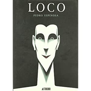 book cover: black and white illustration of pointy-faced figure