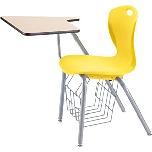 """Discover D200 Tablet Arm Desk - 18"""" Seat Height"""
