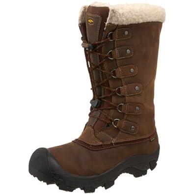 Amazon.com: Keen Men's Alaska Waterproof Winter Boot,Black