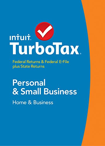 TurboTax Home & Business 2014 Fed + State + Fed Efile Tax Software + Refund Bonus Offer – Win