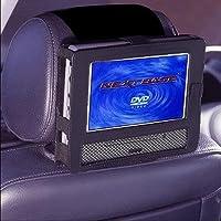 Auto Kopfst�tzenhalterung f�r 9 Zoll DVD-Player mit Neigungs- und Schwenkfunktion Kfz Halterung Kopfst�tze - von TFY