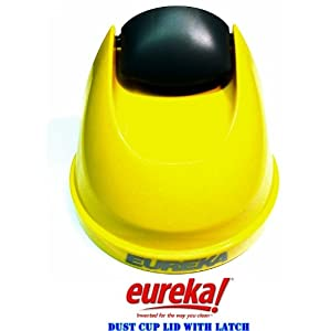 Eureka Bagless Upright LiteSpeed Dust Cup Lid With Latch. at Sears.com