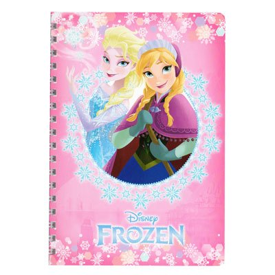 queen-stationery-ring-notebook-b-aig-1069-and-snow-ana