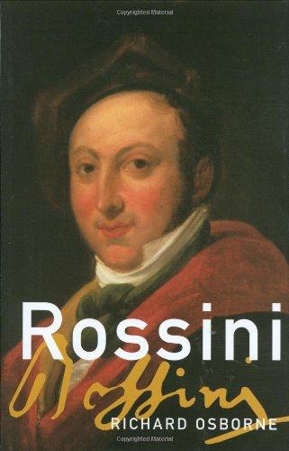 Rossini (Master Musicians Series)