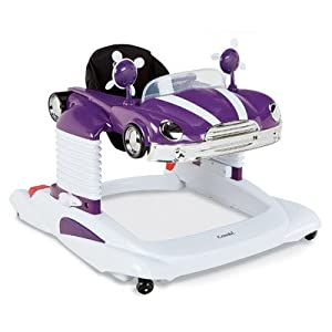 Combi All-in-One Entertainer Walker - Purple