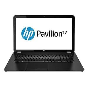 "HP Pavilion 17-e134nr 17.3"" Laptop PC - AMD Quad-Core A8 / 4GB Memory / 500GB HD / SuperMulti DVD Drive / HD Webcam & Microphone / Windows 8.1"