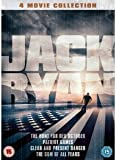 Jack Ryan 4 Movie Collection (The Hunt for Red October, Patriot Games, Clear and Present Danger, The Sum of all Fears) [DVD] [2013]