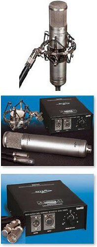 Apex Electronics 460 Tube Microphone