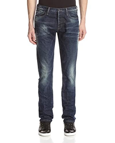 PRPS Goods & Co. Men's Demon Slim Fit Classic Wash Jeans