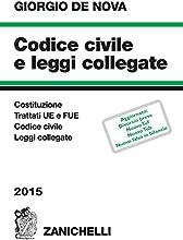 Codice civile e leggi collegate 2015