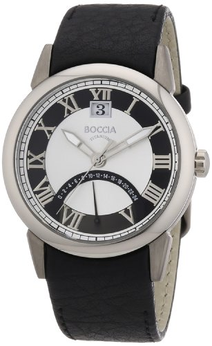 Boccia Men's Watch 3531-06 Leather