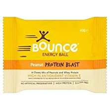 buy Bounce Peanut Protein Blast Ball 49G - Pack Of 6