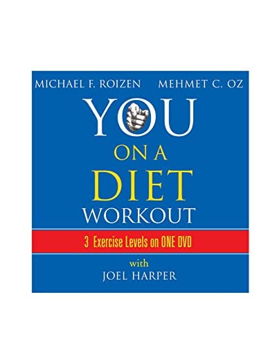 Joel Harper Fitness You: On A Diet DVD
