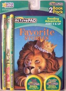 Active Pad Book & Cartridges: Fairy Tales & Favorite Stories