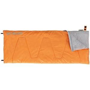 ロゴス(LOGOS) 丸洗い寝袋パピー・17(オレンジ)[最低使用温度17度] 72600263