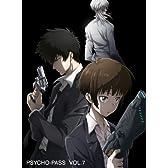 PSYCHO-PASS サイコパス VOL.7 (初回生産限定版/2枚組)【Blu-ray】