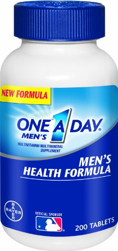 One source vitamins for men