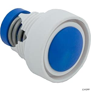 Pentair LX25 White Wall Fitting Pressure Relief Valve Replacement Legend II and Kreepy Krauly Legend II Automatic Pool Cleaner