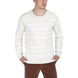 Zobello Men's Sweatshirt (51004A_Oatmeal Heather_X-Small)