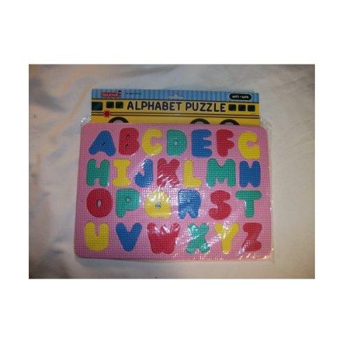 Kids Alphabet Puzzle Soft - 1