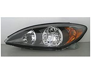Depo 312-1156R-AS2 Toyota Camry Passenger Side Replacement Headlight Assembly