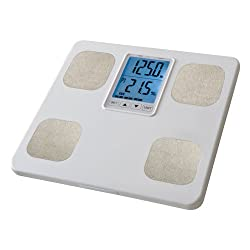 EKHO Weight Scale with Body Fat Monitor