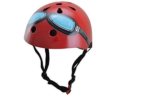 Kiddimoto Helmets - Kiddimoto Kids Helmet - Red...