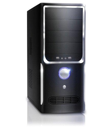 Aufruest-PC A21613 - AMD FX-8350 - Multimedia EightCore! AMD FX-Series FX-8350 8x 4000 MHz, 8192MB DDR3, Radeon HD 3000, 7.1 Sound, GigLAN, USB 3.0