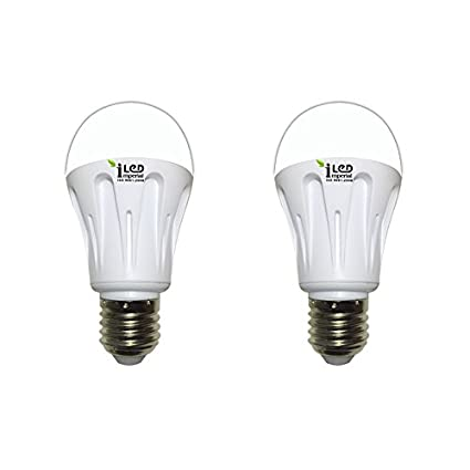Imperial-7W-WW-E27-3561-2-Premium-LED-Bulb-(Warm-White,-Pack-Of-2)