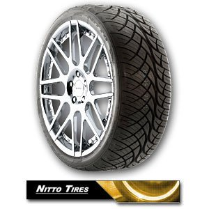 295/30R22 XL Nitto NT420S Tires (Quantity: 1)