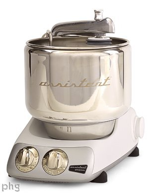 The Verona® / Magic Mill DLX Mixer – The Electrolux Assistent Bread Mixer, MINERAL WHITE SALE