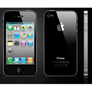 Apple iPhone 4 Black Smartphone 32GB (AT&T) Unlocked: Electr