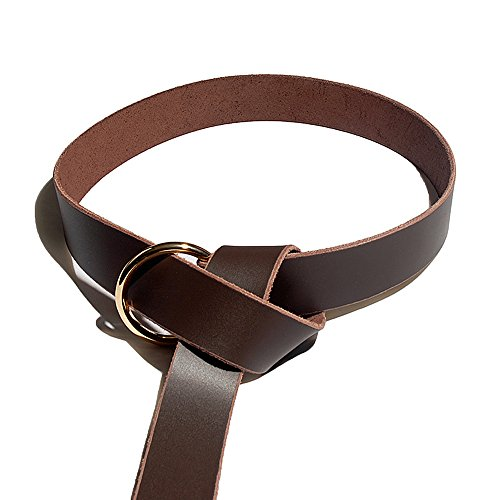 Medieval Ring Belt Brown (Belt With Rings compare prices)