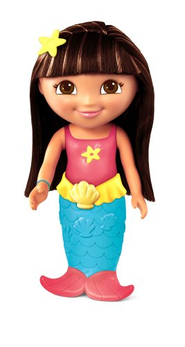 Fisher-Price Undersea Mermaid Dora The Explorer - 1