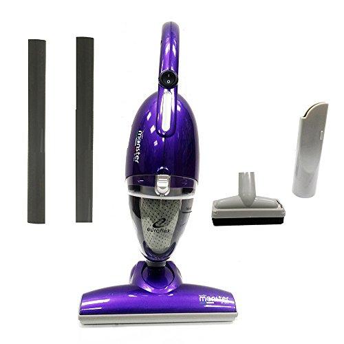 Euroflex Hand Vacuum / Stick Vacuum Ho55 Monster 500-Watt Cyclonic Heavy-Duty Purple front-176564