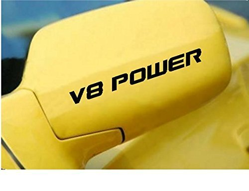 stickerloaf-brand-v8-power-decal-racing-side-mirror-door-decals-race-car-sticker-stickers-v8-350-305