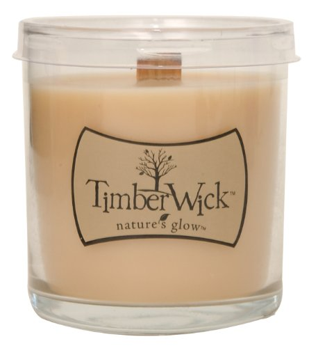 Timberwick Vanilla Brulee Soy Tumbler Candle