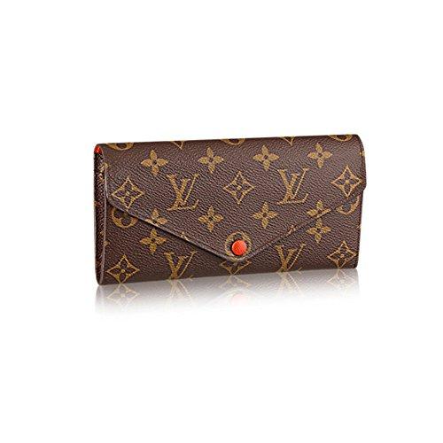 authentic-louis-vuitton-monogram-canvas-chili-red-josephine-wallet-article-m60707