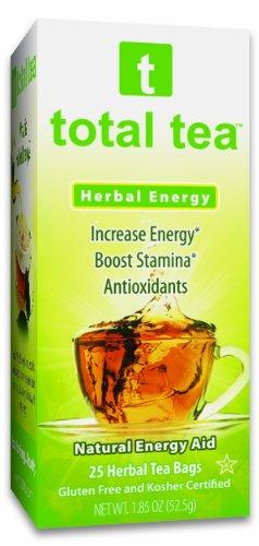 Herbal Energy - All Natural Herbal Tea - 2 Pak