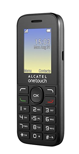 Alcatel-1016D-3AALFR1-Tlphone-portable-dbloqu-2G-Ecran-1-pouce-4-Mo-Double-SIM-Android-Noir