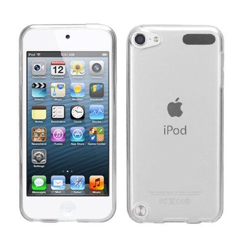 Coque Gel semi souple transparente pour iPod touch 5