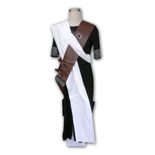 Naruto Cosplay Costume - Gaara 1st Black Kid Small