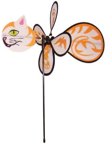 In the Breeze Baby Kitty Garden Spinner