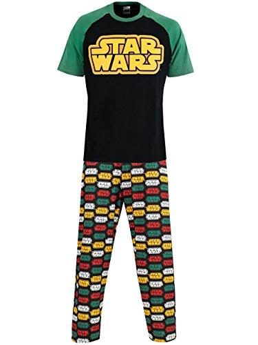 Star Wars - Pigiama per Uomo - Star Wars - Dimensione Large