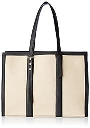 BIG BUDDHA Zanzibar Cross Body Bag, Bone/Black, One Size