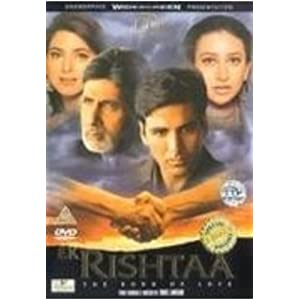 Ek Rishtaa: The Bond of Love [Import anglais]