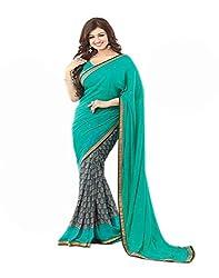 Saree Geet Fashion Solution Manufacturer By Georgette Desing Saree