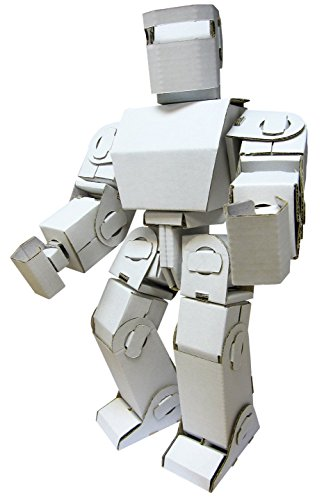 Funny-Paper-Furniture-Mini-Robot-Adam-DIY-Cardboard-Toy-74-x-35-x-155