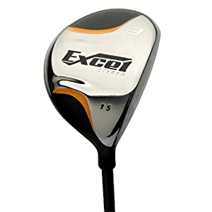 Pinemeadow Excel Strong 3 Wood with Headcover (Right-Handed)